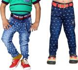 AJ Dezines Boys Casual Jeans Jeans (Mult...