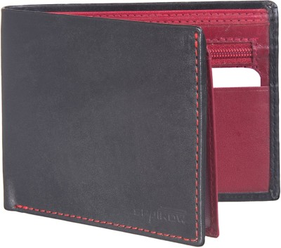 Spairow Men Multicolor Genuine Leather Wallet