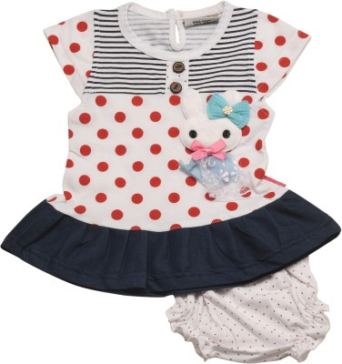 Funky Girls T-shirt Baby Girl's  Combo