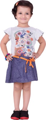 Fayon Troupe T-shirt Girl's  Combo