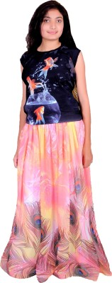 jay bhavani fashion Skirt Women's  Combo
