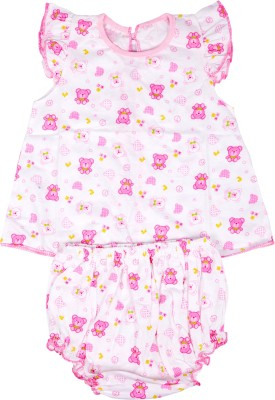 Baby Joy Floral Kids Costume Wear
