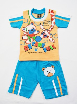 SVS T-shirt Baby Boy's  Combo