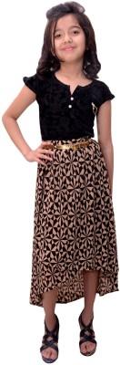 Titrit Skirt Girl's  Combo
