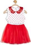 612 League Girls Top Skirt (Red)