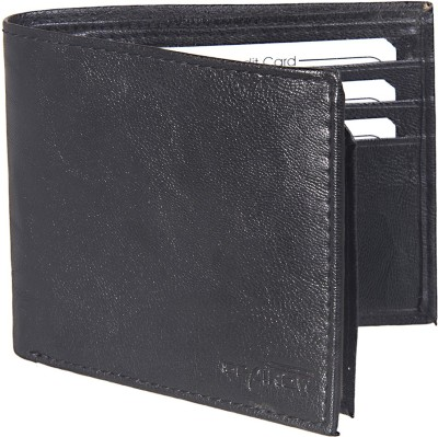 Spairow Men Black Artificial Leather Wallet