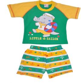 Little Life Boys T-shirt(Green)