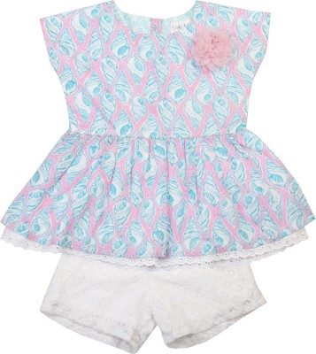 Soul Fairy Top Baby Girl's  Combo
