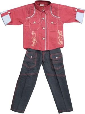 Mankoose Shirt Boy's  Combo