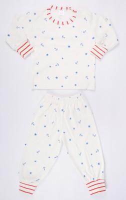 Kandy Floss Night Suit Baby Boy's  Combo