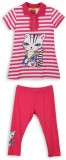 Lilliput Girls Casual Top (Pink)