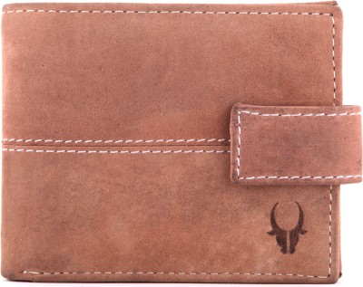 WildHorn Men Casual, Formal Brown Genuine Leather Wallet