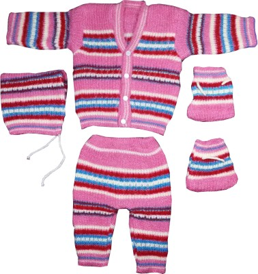 Fusion Fashion Sweater Baby Boy's  Combo
