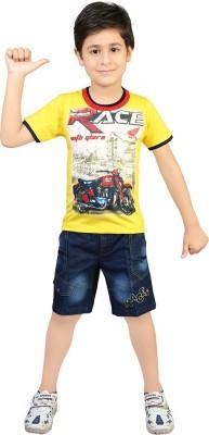 Koolkids T-shirt Boy's  Combo