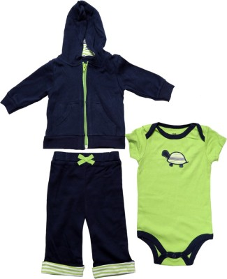 Yoga Sprout T-shirt Baby Boy's  Combo