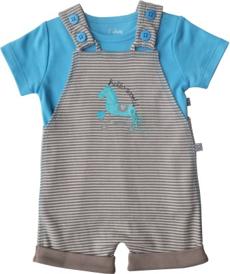 Babeez World T-shirt Baby Boy's  Combo