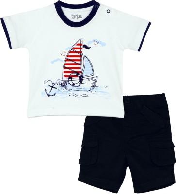 Mom & Me T-shirt Baby Boy's  Combo