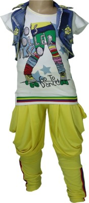 Anjan T-shirt Girl's  Combo