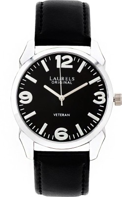 Laurels Lo-Gt-302 Liberals Analog Watch - For Men