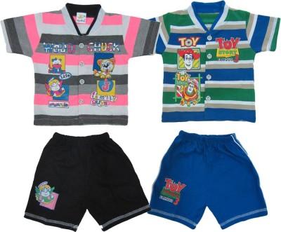 Illicit Nation T-shirt Baby Boy's  Combo