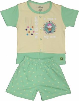 MOTHERSON Dress Baby Boy's  Combo
