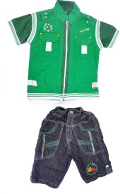 Good Boy Boys T-shirt(Green)