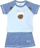 Toffy House Boys T-shirt Shorts (Blue)