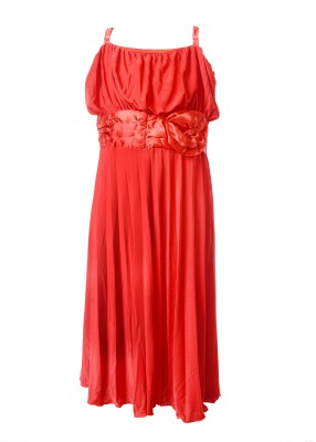 Kid's Stop Girl's Maxi Red Dress