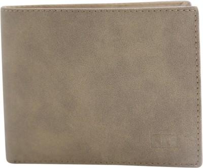 Gansta Men, Women Casual, Formal Beige Artificial Leather Wallet