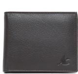 Hornbull Men Khaki Genuine Leather Walle...
