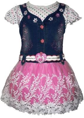Lilltoons Dress Girl's  Combo