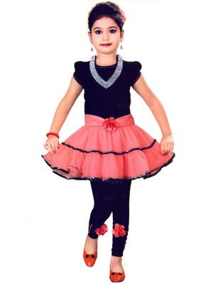 HEY BABY Dress Baby Girl's  Combo