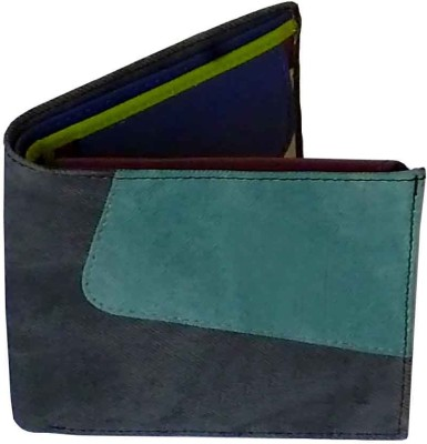 Sondagar Arts Men Multicolor Canvas Wallet(3 Card Slots)