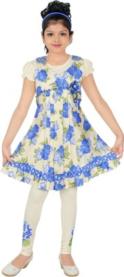 Kc Dolphin Dress Girl's  Combo