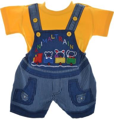 Xtrem Baby Boy's Blue, Gold, White, Red, Green, Purple, Orange Romper