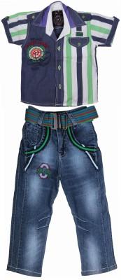 Kidzee Shirt Baby Boy's  Combo