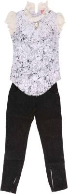 Flower Child T-shirt Girl's  Combo