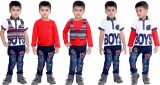 Bad Boys Boys Casual T-shirt Jeans (Red,...