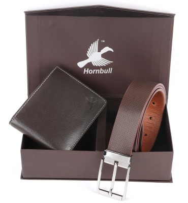 Hornbull Wallet Men's  Combo