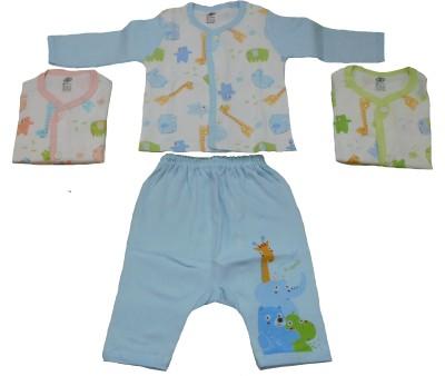 Zero Bodysuit Baby Boy's  Combo