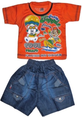 Gungun Fashion Dress Baby Boy,s  Combo