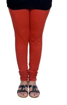 IndiWeaves Women's Brown Leggings at flipkart