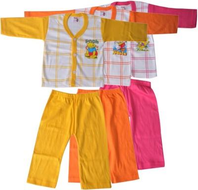 Harsha T-shirt Baby Boy's  Combo