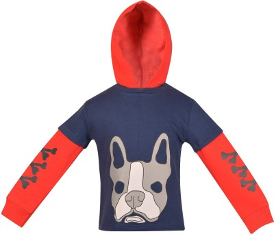 Gkidz Full Sleeve Printed Boys Sweatshirt