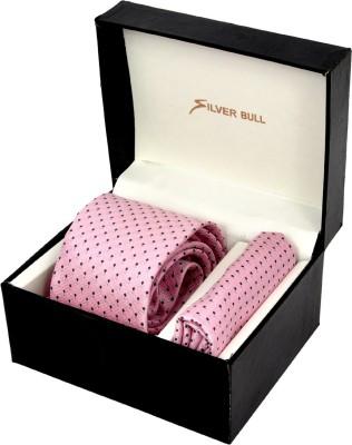 Silverbull Tie Men's  Combo