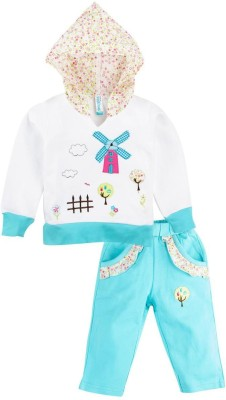 Snuggles T-shirt Baby Girl's  Combo