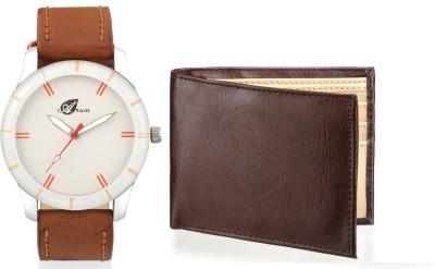 Arum Wrist Watch Men,s  Combo