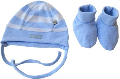 Babeez World Cap Baby Boy's  Combo