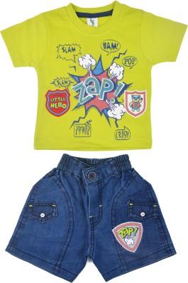 Cucumber T-shirt Baby Boy's  Combo