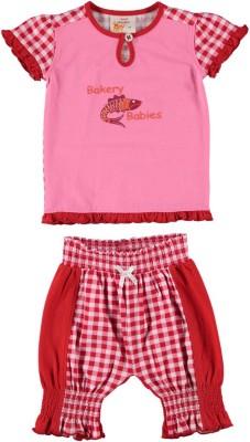 The Dutch Design Bakery Shorts Baby Girl,s  Combo